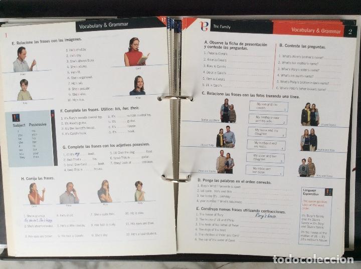 Libros antiguos: CURSO COMPLETO DE INGLES PARA TODA LA FAMILIA, completo único en todo colección - Foto 7 - 123017631