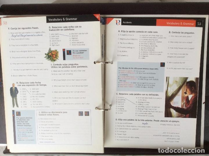 Libros antiguos: CURSO COMPLETO DE INGLES PARA TODA LA FAMILIA, completo único en todo colección - Foto 8 - 123017631