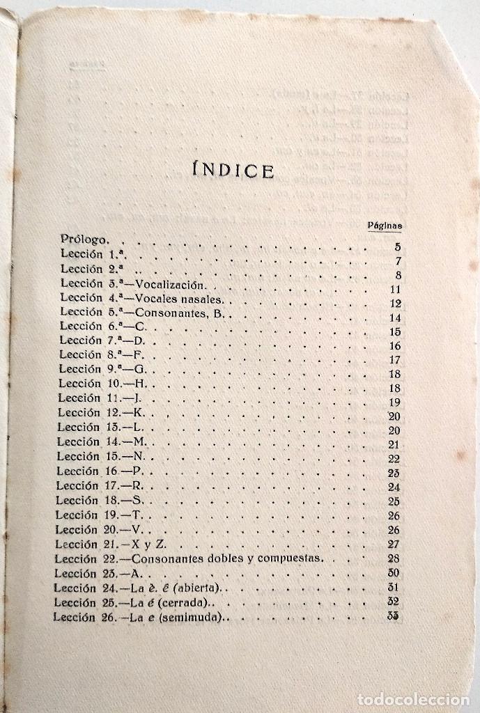 Libros antiguos: LENGUA FRANCESA - EJERCICIOS PRÁCTICOS - D. MANUEL CASTILLO - TOMO I - VALENCIA AÑO 1927 - Foto 6 - 123349571