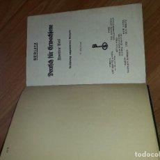 Libros antiguos: BERLITZ ALEMANIA 1932. Lote 125226875