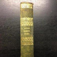 Libros antiguos: METODO DEL DR. OLLENDORFF PARA APRENDER A LEER, HABLAR Y ESCRIBIR UN IDIOMA CUALQUIERA, 1853. Lote 127091603