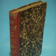 Libros antiguos: NOVISIMO CHANTREAU O GRAMATICA FRANCESA - OLLENDORFF / ROBERTSON - LIBRERIA OLIVERES, 1874. Lote 131178172