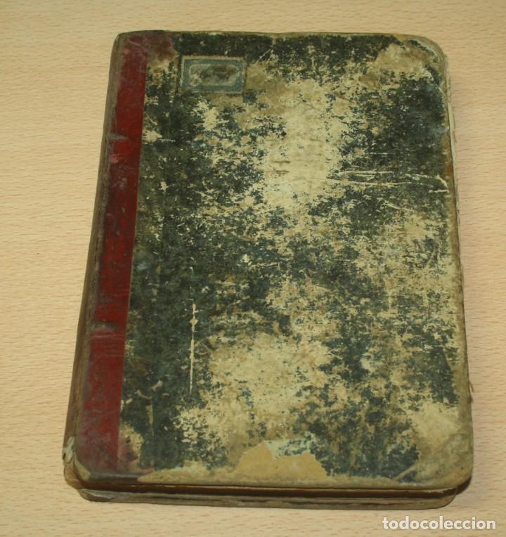 Libros antiguos: Arte Teorico practico para aprender lengua francesa - Antonio Gaspar del Campo - 1886 - Foto 3 - 133339478