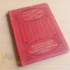 Libros antiguos: ¿QUIERE V. SABER ALEMÁN EN DIEZ DIAS? - MÉTODOS ROBERTSON - RAMON SOPEN EDITOR. Lote 136547238