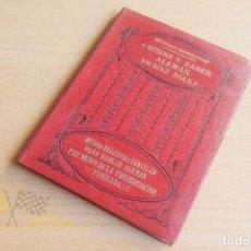 Libros antiguos: ¿QUIERE V. SABER ALEMÁN EN DIEZ DIAS? - MÉTODOS ROBERTSON - RAMON SOPEN EDITOR. Lote 136547278
