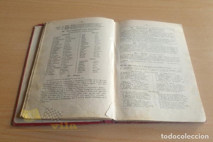 Libros antiguos: Lengua francesa - A. Perrier - 1923 - Foto 5 - 136549890