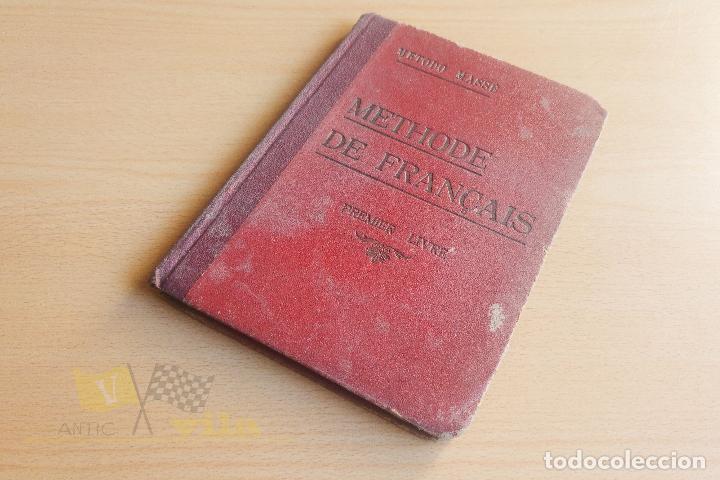 Methode De Francais Primer Livre Metodo Masse 1921