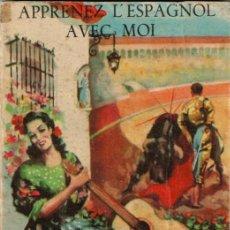 Libros antiguos: 6 LIBROS GRAMATICA FRANCES,INGLES,ALEMAN+5 ESPAÑA ES DIFERENTE EN ITALIANO,ETC..+REGALO ALEMANIA1966. Lote 136654270