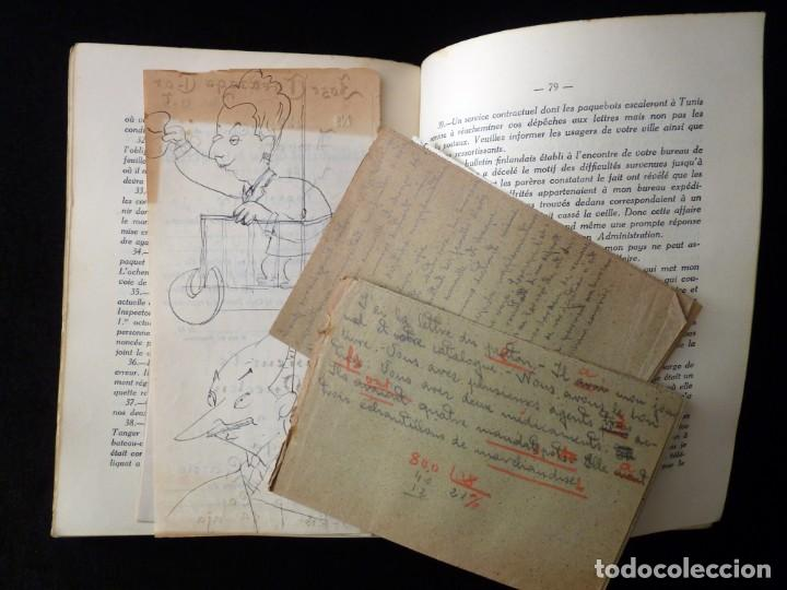 Libros antiguos: LE FRANÇAIS POSTAL, RAMIRO MARTÍN MEDRANO. 14 ED. MADRID 1934 - Foto 4 - 144157998