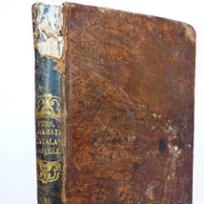 Libros antiguos: GRAMÁTICA CATALANA-CASTELLANA - MAGÍ PERS I RAMONA - BARCELONA, IMP BERDEGUER 1847. Lote 150838370