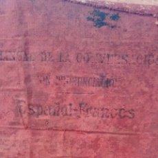 Libros antiguos: MANUAL DE LA CONVERSACION CON PRONUNCIACION ESPAÑOL- FRANCES (GARNIER FRERES). Lote 152948622
