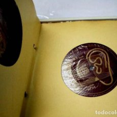 Libros antiguos: CURSO DE INGLES EN DISCOS DE VINILO A 33 RPM PROGRESSA. CURSO COMPLETO EN 12 DISCOS. GRAN ESTADO. Lote 156599542