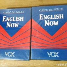 Livres anciens: ANTIGUO CURSO DE INGLÉS VOX. Lote 157836238
