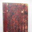 Libros antiguos: NUEVA GRAMÁTICA ALEMANA. CURSO TEÓRICO-PRÁCTICO - BRAUN. J. J - AÑO 1900. Lote 160428190