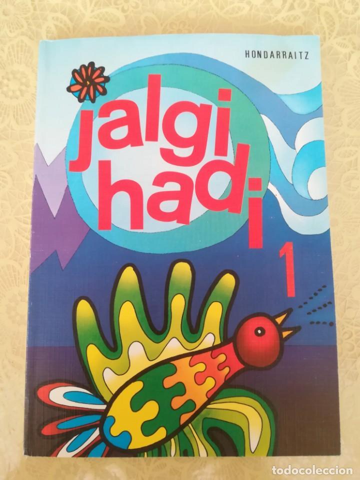 APRENDER VASCO - JALGI HADI - IKASLEAREN LIBURUA I - HONDARRAITZ (Libros Antiguos, Raros y Curiosos - Cursos de Idiomas)