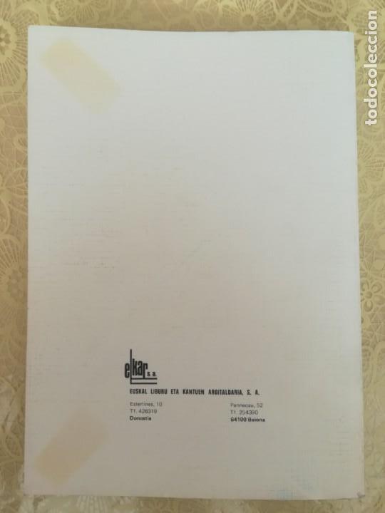 Libros antiguos: APRENDER VASCO - JALGI HADI - IKASLEAREN LIBURUA I - HONDARRAITZ - Foto 6 - 163424982
