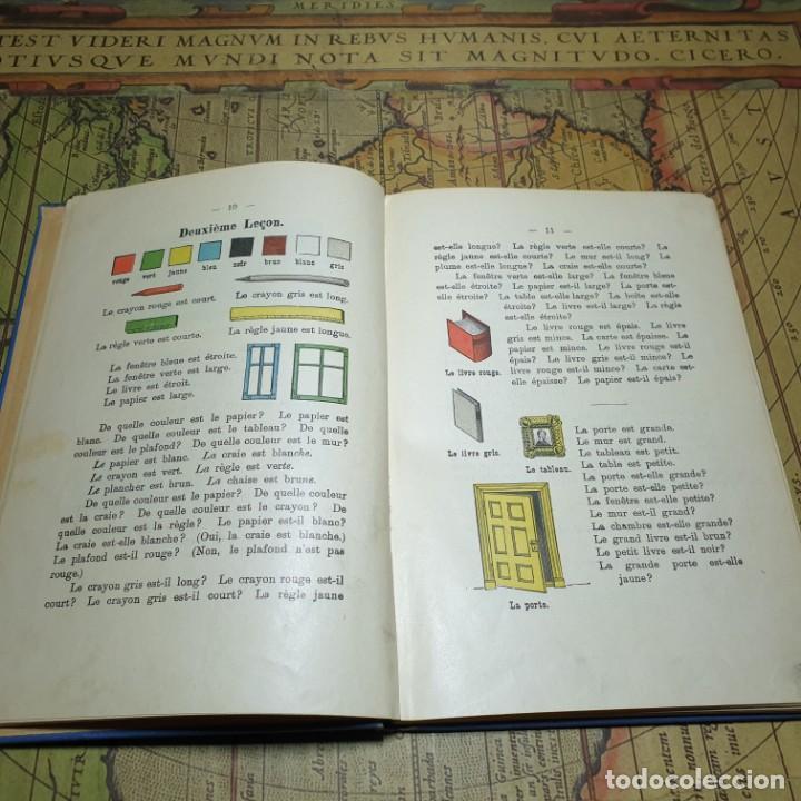 Libros antiguos: ILLUSTRÉE POUR LES ENFANTS. MÉTHODE BERLITZ. M.D. BERLITZ. ÉDITION EUROPÉENNE. 1909. - Foto 4 - 165676218