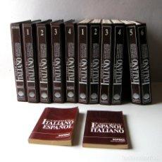 Libros antiguos: CURSO COMPLETO DE ITALIANO PLANETA AGOSTINI. Lote 262817870