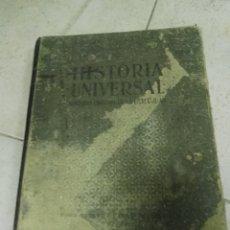 Libros antiguos: HISTORIA UNIVERSAL.NOVÌSIMO ESTUDIO DE LA HUMANIDAD.TOMO 5:EDAD MODERNA. Lote 26848018