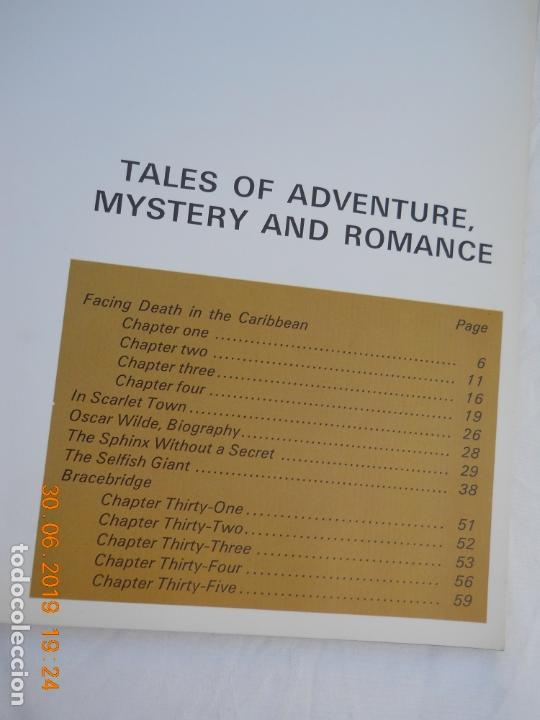 Libros antiguos: PLEASED TO MEET YOU Nº 10 TALES OF ADVENTURE, MYSTERY AND ROMANCE 1978 - Foto 3 - 171352577