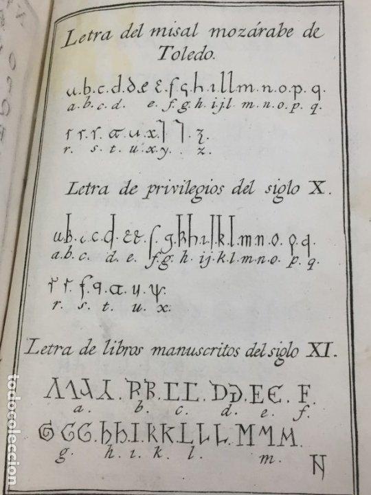 Libros antiguos: Ortografía de la lengua castellana, Real Academia Española. Imprenta Real 1826 con láminas grabadas - Foto 7 - 172800722
