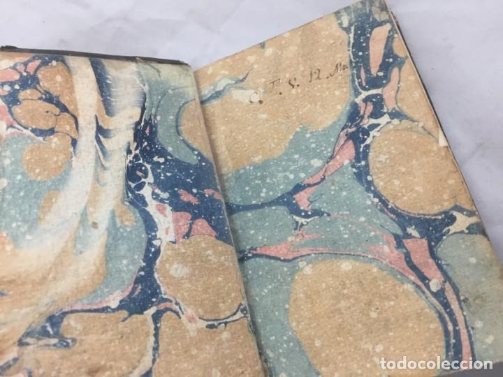 Libros antiguos: Nuevo epítome de gramática latina o método seguro enseñar latin principiante 1817 plena piel Madrid - Foto 9 - 173181703