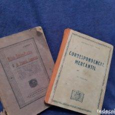 Libros antiguos: LOTE DE LIBROS ANTIGUOS. Lote 173709362