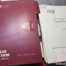 Libros antiguos: CURSO ANTIGUO DE INGLÉS BANCARIO RAREZA. Lote 173840257