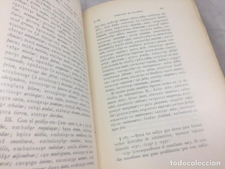 Libros antiguos: Gramatica de la Lengua Catalana. Pompeyo Pompeu Fabra.Tipografía lAvenç, 1912 - Foto 13 - 175475264