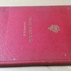 Libros antiguos: PREMIER LIVRE L'ENSEIGNEMENT DES LANGUES MODERNES - BERLITZ 1907. Lote 177845135