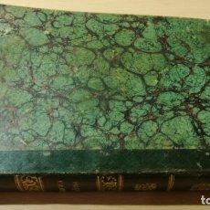Libros antiguos: GRAMATICA FRANCESA - ANTONIO BERGNES DE LAS CASAS - JUAN OLIVARES IMPRESOR BARCELONA 1858. Lote 180276958