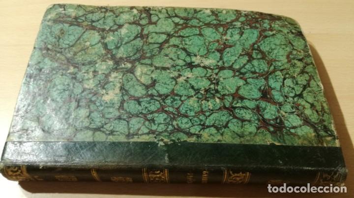 Libros antiguos: GRAMATICA FRANCESA - ANTONIO BERGNES DE LAS CASAS - JUAN OLIVARES IMPRESOR BARCELONA 1858 - Foto 2 - 180276958