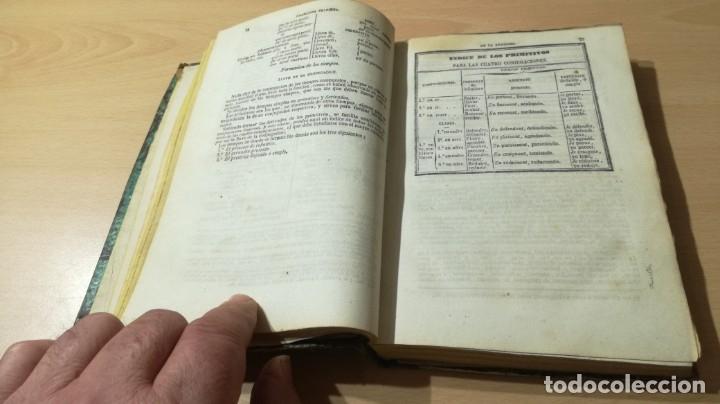 Libros antiguos: GRAMATICA FRANCESA - ANTONIO BERGNES DE LAS CASAS - JUAN OLIVARES IMPRESOR BARCELONA 1858 - Foto 7 - 180276958