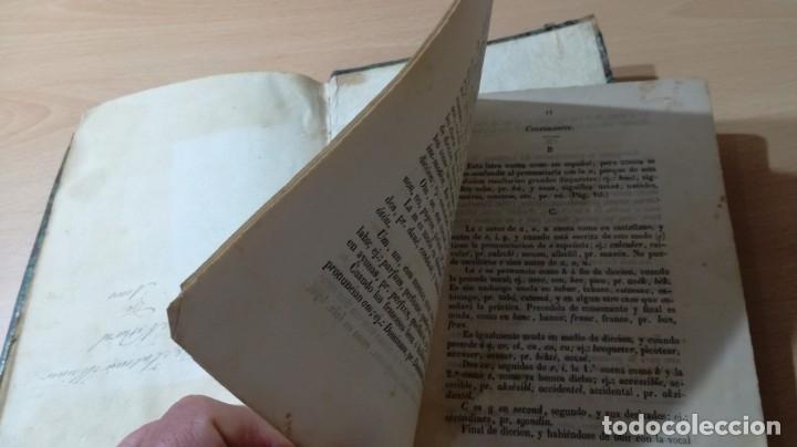 Libros antiguos: GRAMATICA FRANCESA - ANTONIO BERGNES DE LAS CASAS - JUAN OLIVARES IMPRESOR BARCELONA 1858 - Foto 12 - 180276958