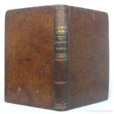 Libros antiguos: 1878 - ANTIGUA GRAMÁTICA FRANCESA - CURSOS DE IDIOMAS - LINGÜÍSTICA - LIBRO ANTIGUO DEL SIGLO XIX. Lote 181617627
