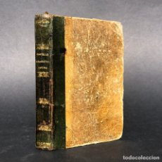 Libros antiguos: 1858 NUEVA GRAMATICA LATINA EN CASTELLANO - LATIN - JOSE CARRILLO - PEDRO ROMERO. Lote 182097607