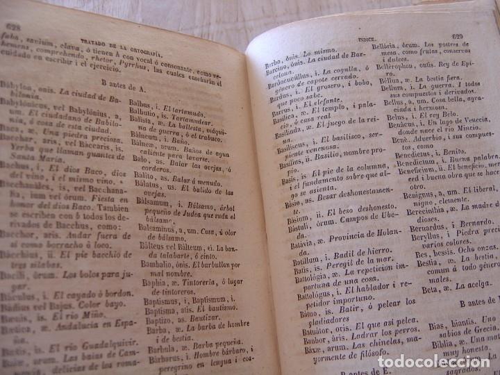 Libros antiguos: ARTE EXPLICADO GRAMÁTICO PERFECTO. MARCOS MÁRQUEZ DE MEDINA. 1852 - Foto 6 - 182947412