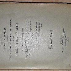 Libros antiguos: NUEVA GRAMÁTICA HEBREA. D. MARIANO VISCASILLAS Y URRIZA. 1895. Lote 184196240