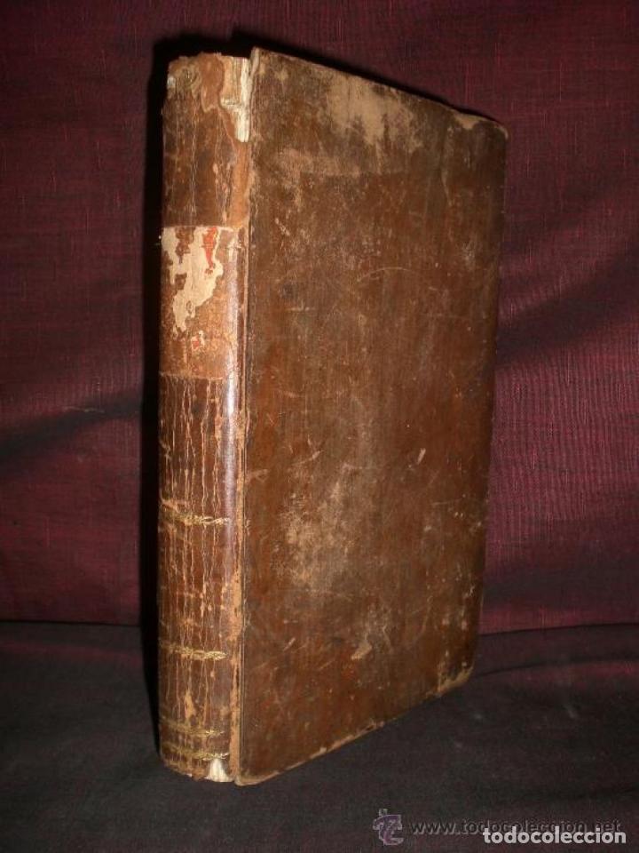 Libros antiguos: HABLAR BIEN FRANCÉS. GRAMATICA COMPLETA. N. CHANTREAU. IMP. J. ALZINE. 1816 - Foto 3 - 186922215