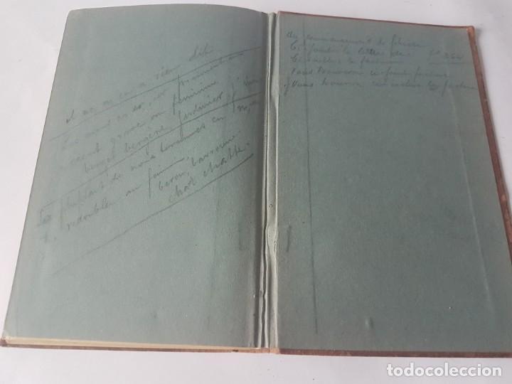 Libros antiguos: GRAMMAIRE FRANCAISE COMPLETE - EDITADO EN 1899 - Foto 7 - 188758541