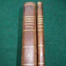 Libros antiguos: OLLENDORFF GRAMATICA FRANCESA EDUARDO BENOT 1873 CADIZ. Lote 189469752