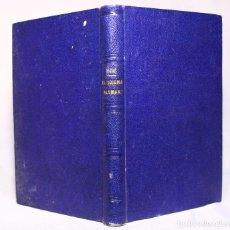 Libros antiguos: NUEVO MÉTODO PARA APRENDER EL IDIOMA ALEMÁN. F. AHN. CAMILO VALLÉS. LEIPZIG, 1875.. Lote 190707726