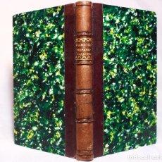 Libros antiguos: GRAMÁTICA HISPANO-FRANCESA. CAMILO BROS. MÉXICO. IMPRENTA DE VICENTE GARCÍA TORRES. 1845.. Lote 190707820