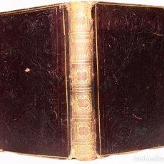 Libros antiguos: DICCIONARIO DE LA RIMA DE LA LENGUA CASTELLANA, POR D. JUAN PEÑALVER. PARÍS. ROSA, BOURET. 1852.. Lote 190707865