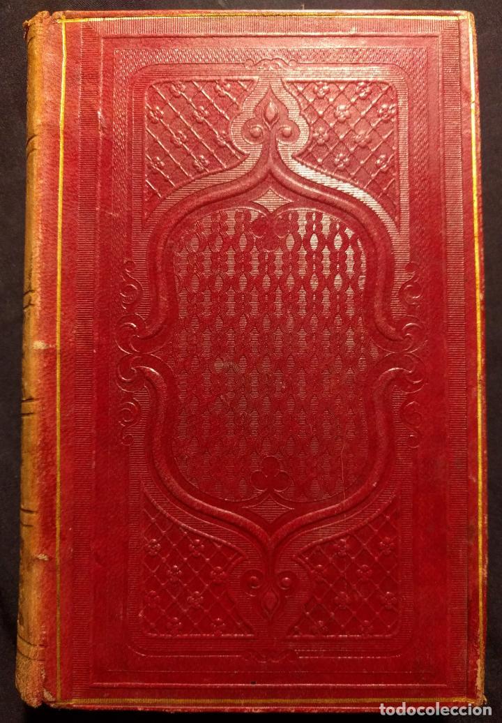 Libros antiguos: Chantreau Reformado. Nueva Gramática Francesa. Torrecilla. París. Rosa Bouret y Cª. 1853. - Foto 6 - 190708398