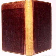 Libros antiguos: GRAMÁTICA DE LA LENGUA CASTELLANA. D. PEDRO MARTÍNEZ LÓPEZ. PARÍS. ROSA, BOURET Y CIA. 1851.. Lote 190708420