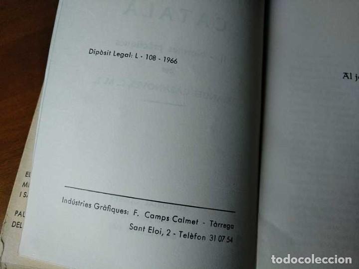 Libros antiguos: PARLEU BÉ EL CATALÁ II NORMES PRÁCTIQUES - 1966 EDITORIAL CLARET - CATALAN - - Foto 13 - 192553807
