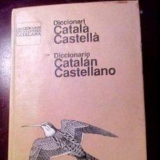 Libros antiguos: DICCIONARIO CATALÁN CASTELLANO. BILINGÜE. DICCIONARIS ENCICLOPEDIA CATALANA..DITP BARCELONA 1992. Lote 195974553