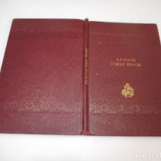 Libros antiguos: M.D. BERLITZ FIRST BOOK FOR TEACHING ENGLISH(INGLÉS) Y99715W . Lote 198401723