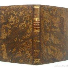 Libros antiguos: 1844 - NUEVA GRAMÁTICA FRANCESA, COMPUESTA PARA USO DE LOS ESPAÑOLES - LINGÜÍSTICA, FILOLOGÍA - PIEL. Lote 199472698
